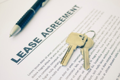commercial lease agreement